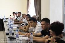 14 июля 2017 года в Душанбе состоялось рабочее совещание по вопросу лечения и реабилитации наркозависимых.